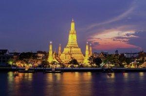 Pobyt w Bangkoku z wypoczynkiem na Langkawi (13 dni )